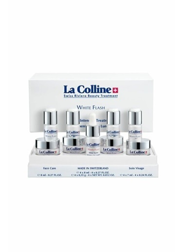 La Colline Cellular Whıte Intensıve Treatment Set Renkli